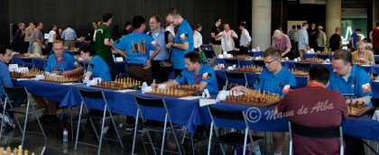 Solinger Chic!(Quelle: facebook.com/bilbaochess/photos_stream)